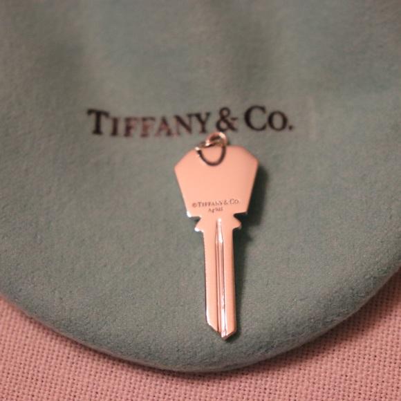 31ff30af5 Tiffany & Co. Jewelry | Tiffany And Co Modern Keys Hexagon Key ...